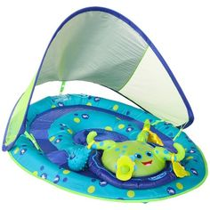 Swimways Baby Spring Float Activity Center - Octopus,