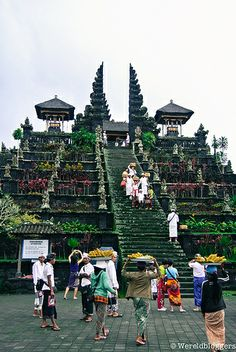 Temples in Bali, Besakih Temple