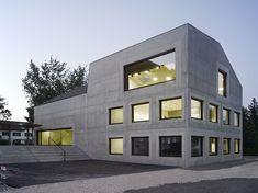 Schulensemble – Erweiterung Schule Balainen, Nidau,  Wildrich Hien – Architekten