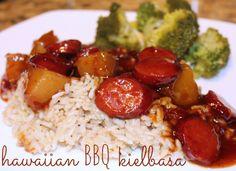 Favorite Hawaiian BBQ Kielbasa Recipe #buy3get3 #PMedia #ad