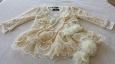 Baby Lace Dress  Lace baby Dress  Girl Flower Dress  by linydress, $60.00