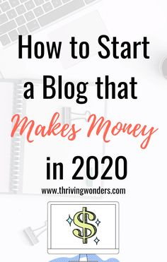 How to Start a Blog in 2020 - SEO Blog - Read the latest SEO trend and statistics #SEO #SEOBlog #blog -