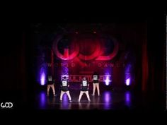 Mos Wanted Crew | World of Dance Chicago #WODCHI '12