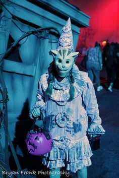 Halloween Horror Nights 22 by Bryan Frank Photography, via Flickr