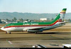 Photo of N456TM - Boeing 737-2H4 - Casino Express