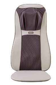 Amazon.com: HoMedics MCS840HA Shiatsu Elite Massage Cushion with Heat: Health & Personal Care