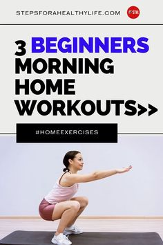 With all that's going on,it can be tough to make time to hit the gym but we have 3 great morning(10 minutes)full body fat burning at home workouts, no weights for specially create for women.Thankfully, you don't need to go to the gym to achieve fabulously toned body.Here are some of our favourite home workouts for women that will help you tone your arm muscles and lose arm fat without weights on your time.Say goodbye to flabby arms! At home workouts for women,workouts for beginners,toned arms.