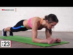 The Two-Minute Push-up and Plank Workout - YouTube