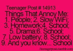 teenager post school - Google Search