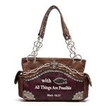 Western Style and Crown Handbags - Redtag Handbags