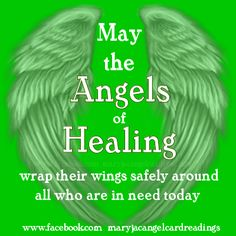 Archangel Raphael - and all Angels of Healing - Leave your healing requests and messages here for Archangel Raphael and all Angels of Healing. Link from here to our 'Healing with the Angels' page, too. Chakras, Gardian Angel, Angel Quotes, I Believe In Angels, Archangel Raphael, My Guardian Angel, Angels Among Us, Angel Pictures, Angel Cards