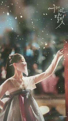 Kim Yoo Jung in the drama Moonlight drawn by clouds My Shy Boss, Park Bogum, Prince Héritier, Moorim School, Drama Tv Shows, Moonlight Drawn By Clouds, W Two Worlds, Korean Hanbok, Best Dramas
