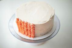 DIY Fox Cake Decorating Tutorial