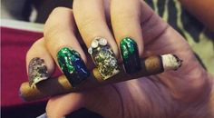 Weed Manicures Are the New Cannabis Beauty Trend   High-fashion weedicures are in vogue this season.