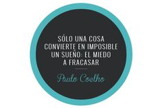 Citas Glamour. Paulo Coelho