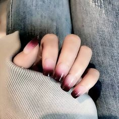 Fake Nails With Glue, Glue On Nails, Best Acrylic Nails, Acrylic Nail Designs, Nail Tip Designs, Nails Design, Cute Nails, Pretty Nails, Beauty Nail