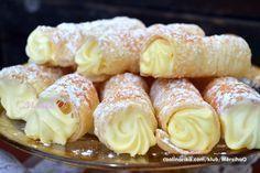 Starý recept na domáce trubičky s vanilkovým krémom ma naučila moja babka a sú lepšie než tie kupované   Chillin.sk