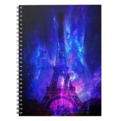 Creation's Heaven Paris Amethyst Dreams Notebook