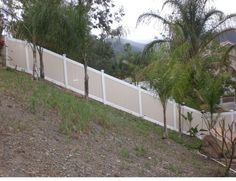 Protect your home with perfect barrier. Vinyl fences are highly durable in comparison to wood and other fences.