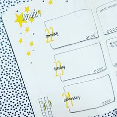 Weekly yellow spread