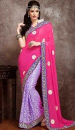 Bridal Wear Saree For Nikah