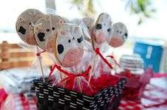 Cow Themed 2nd Birthday Party - Kara's Party Ideas - The Place for All Things Party