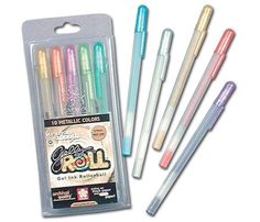 Gelly Roll Pens and Milky Pens, but you had to have black paper to make it more awesome. I loved my gel pens 90s Childhood, My Childhood Memories, Childhood Games, Back To School Checklist, Love The 90s, 90s Girl, 90s Toys, Children's Toys, 90s Nostalgia