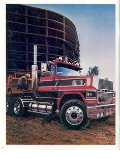 Ford LTL 9000 Brochure | Photo: Ford LTL 9000 85 03 | Ford LTL9000 1985 album | modeltrucks25 ...