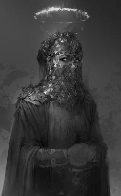 Veil concept, Aaron Griffin on ArtStation at https://www.artstation.com/artwork/mvJby