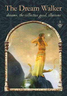 The Dream Walker - Psychic Tarot