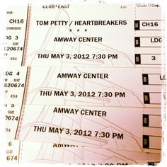 See Tom Petty with Tyler. It's his favorite band <3