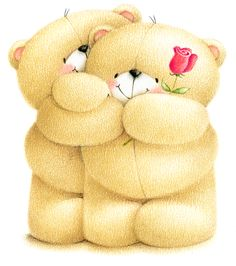 #foreverfriends #teddy #love <3 <3 <3   Happy Valentine's Day