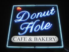 One of most popular places to check out when staying along the Emerald Coast is the Donut Hole.    Located along Emerald Coast Parkway in Destin, Florida, this famous eatery is a favorite of locals and visitors alike. Reasonably priced and directly across from the sparkling waters of the Gulf, the Donut Hole is French Riviera cuisine fused with fresh Florida ingredients in a charming, diner like atmosphere.