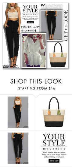 """""""Yoins 25/30"""" by mery66 ❤ liked on Polyvore featuring Pussycat, yoins, yoinscollection and loveyoins"""