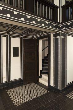 Peter Behrens - interior detail, Delstern funeral home