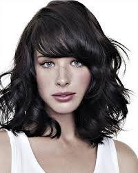 cabellos medianos ondulados - Buscar con Google