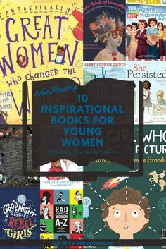 Books highlighting strong women in history as well as fictional strong girls. These diverse books should be on the shelves of every parent and educator as we raise children to embrace diversity and gender equality in kid lit.  #diversebooks #stronggirlsread #kidlit #feministbooks