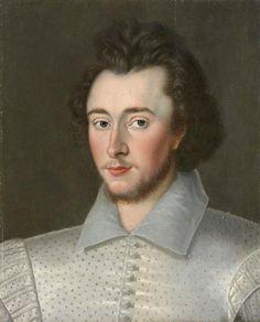 Maybe Sir Robert Dudley?