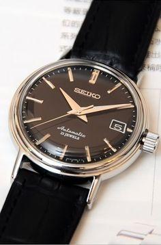A Vintage SEIKO 6R15 SARB029J