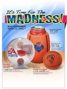 March Madness Sale!! #sports #basketball #marchmadness #partyfavors
