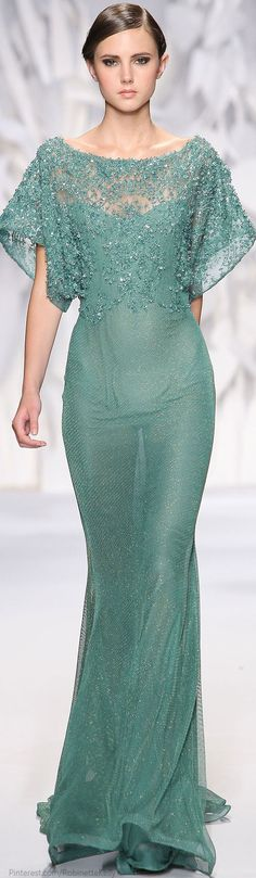 Abed Mahfouz Haute Couture | F/W 2014