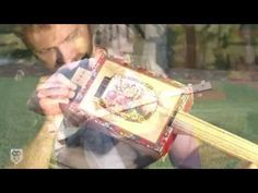 Making a Cigar Box Guitar From Start to Finish