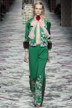 Gucci, Spring- Summer 2016, Ready to Wear | GeorgiaPapadon