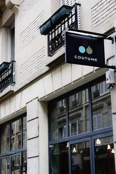 Coutume Café   Paris 47 Rue de Babylone  75007 Paris, France +33 1 45 51 50 47