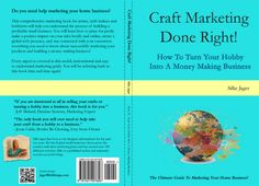 Just released! Click to Win a copy of this comprehensive marketing book for artists, craft makers, hobbyists, small business owners and women entrepreneurs.