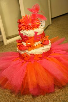 tutu baby shower - Google Search