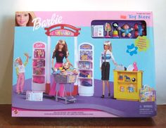 1999 Barbie Toy Store Playset with Miniature Toys NRFB (Z102)