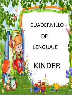 "Cover of ""Cuadernillo de lenguaje"""