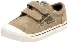 Kenneth Cole REACTION Kids' Piece Of Make Fashion Sneaker,Tan/Sage,11 M US Little Kid Kenneth Cole REACTION. $39.95. Rubber sole. Leather and fabric. Made in China