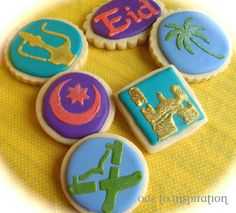 Eid Cookies | awesome idea